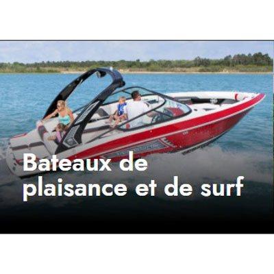 Bateaux de Plaisance et de Surf