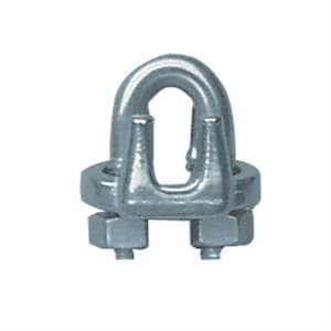 SS wire rope clip