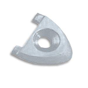 Schaefer Grey plastic track end 1 1 / 4''