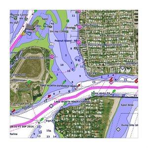 Garmin Bluechart g3 Vision (St. Lawrence River)