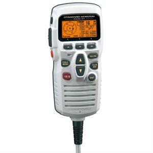 Microphone Standard Horizon CMP31 RAM3+ (blanc)