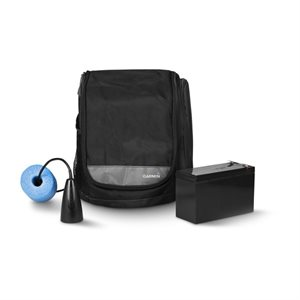 Garmin Large Portable Ice Fishing Kit with GT10HN-IF Transducer