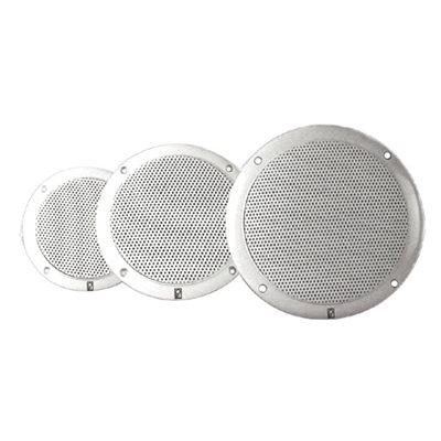 Haut-parleurs 4'' marins ronds de Poly-Planar