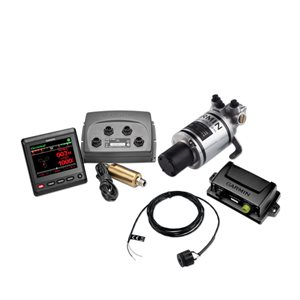Garmin GHP Compact Reactor 40 Hydraulic Autopilot with GHC 20 helm control display