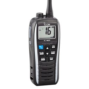 ICOM Portable VHF M25 White Stripe