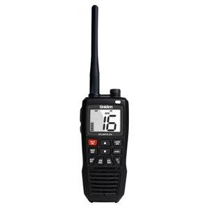 Uniden Atlantis 275 Handheld Floating VHF (black)
