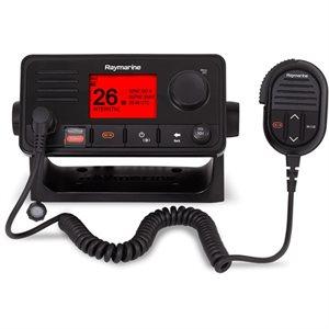 Radio VHF Raymarine Ray63 avec récepteur GPS