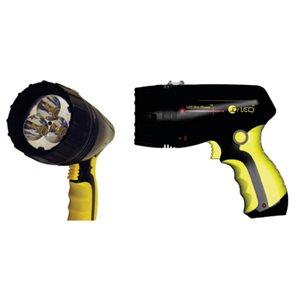 Projecteur au DEL avec pointeur Laser