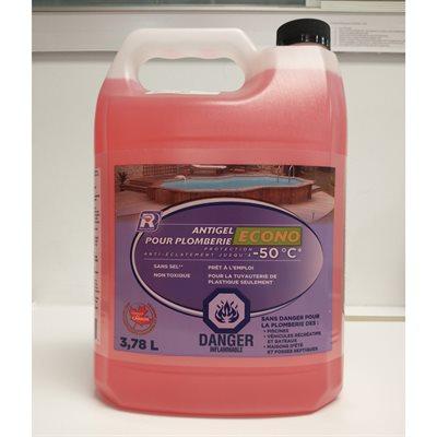 Antigel pour plomberie 3,78 L