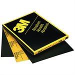 Feuille de papier sablé #800 3M (sec ou mouillé)