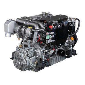 Yanmar diesel engine 110hp 4JH110 with transmission 2,63:1