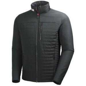 Helly Hansen Crew Insulator Jacket (ebony) (M)