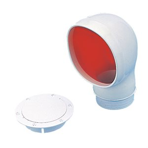 Sea-Dog PVC standard vent 3''