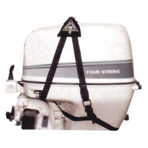 Motor Caddy outboard harness by Davis