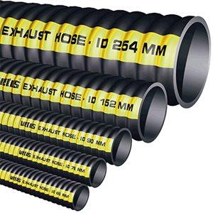 Vetus flexible wet exhaust hoses 75mm