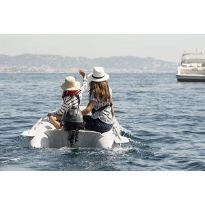 Inflatable boat KIT Zodiac Cadet 310 with air floor (AERO) and Yamaha portable Outboard F2.5 SMHA