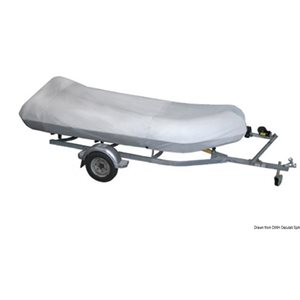 Inflatable boat cover for 260 / 290 cm inflatables