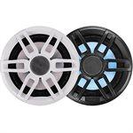 Haut-parleurs marins 6.5'' Fusion XS avec éclairage DEL